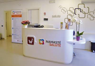 Namaste salute
